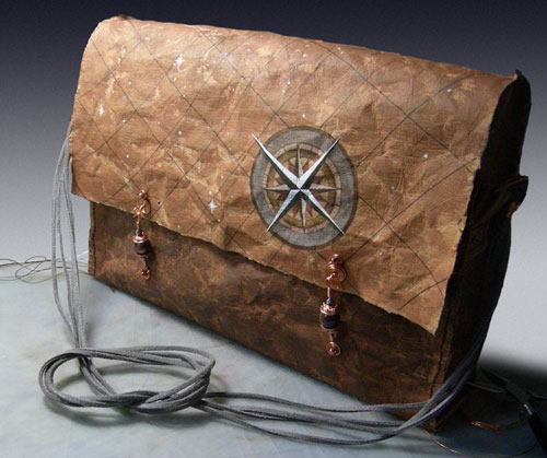 Compass Sketch Case