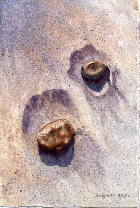 Pebble Sand